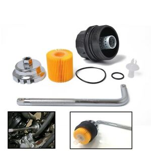 Oil Filter Cap Fits Toyota Corolla Matrix Prius 15620 37010 With 64 5mm Wrench