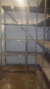 Used Metal Shelving Available Many Different Kinds styles