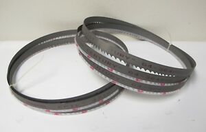 Lot Of 2 New Simonds Epic 4210 Band Saw Blades 138 11 6 X 1 Wide 64 364000