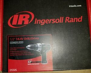 Ingersoll Rand Drill Driver 1 2 14 4v Cordless