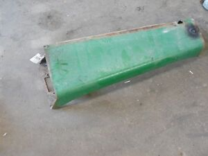 John Deere 4440 Tractor Left Side Fender For Cab Tractor Tag 375