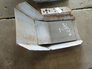 Left Homemade 2 Wd Tractor Fender Tag 2879