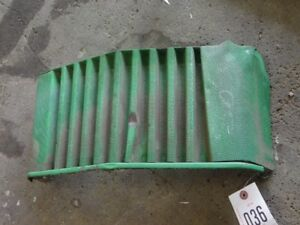 John Deere 4020 Tractor Front Grill Screen nose Tag 036