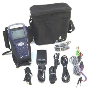 Jdsu Acterna Hst3000 Sim T1 Ethernet Optical Tester W Soft Case