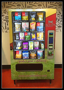 Usi 32 Selection Ivend Vending Machine Pet Store Credit Cards