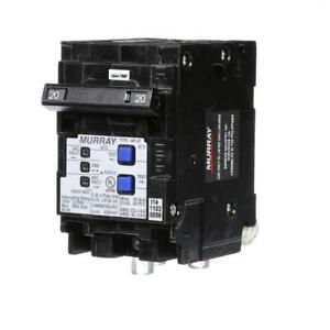 Murray 20 Amp Double pole Type Mp at Combination Afci Circuit Breaker
