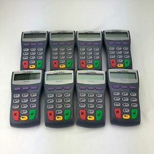 Lot Of 50 Verifone Pinpad 1000se Credit Card Terminal Pad Tested