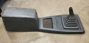 1986 1993 Mazda B2000 B2200 B2600i Center Console Arm Rest Oem