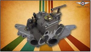 Ford 2l Escort Cortina Fajs 45 Dcoe Weber Copy Carburettor Conversion Kit