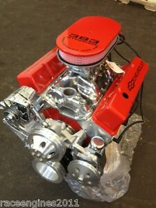 383 Stroker Crate Engine With Efi Stroker Motor 503hp Roller Turnkey Pro Street