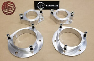 Streetrays Billet 2 Lift Kit Spacers For Subaru 00 06 Legacy Baja Outback