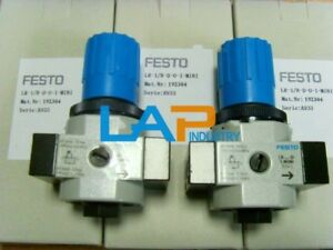 1pc New For Festo Solenoid Valve Lr 1 8 d o i mini
