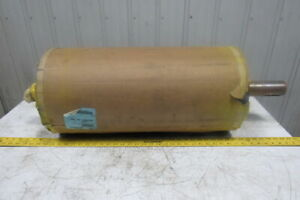 Dematic 12 Od 26 Rubber Lagged Conveyor Drive Drum Roller 2 7 16 Shaft