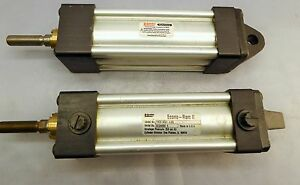 Schrader Bellows Econo Ram Ii Fw2b106501 Lot Of 2