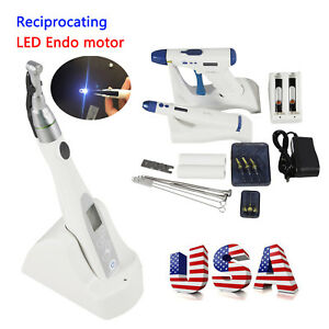 Endodontic Dental Obturation System Gun Pen Gutta Percha 16 1 Led Endo Motor Y5
