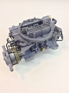 Carter Afb 3522s Carburetor 1963 1964 Lincoln 430 Engine C3ve B