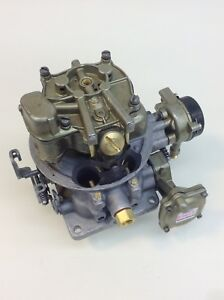 Holley Teapot Carburetor List 1162 2 1956 Ford Mercury 292 Engine Ecz 9510l
