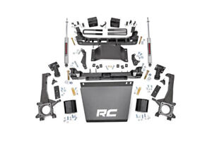 6 Suspension Lift Kit W Shocks For Toyota Tacoma 05 15 4wd Rough Country