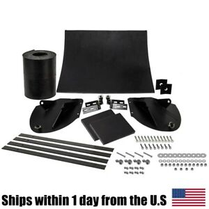 Boss Snow Plow Straight Poly V Blade Deflector Msc01565 Pw22 Wing Extenders Kit