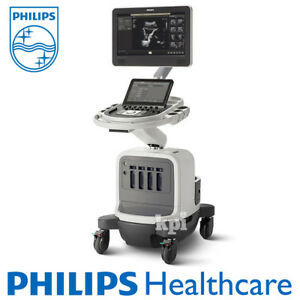 2014 Philips Ultrasound Affiniti 70 Machine System W Sonoct Xres 21 5 Lcd