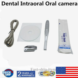 Dental Intraoral Oral Camera Auto focus Digital Usb Imaging Disposable Sleeves