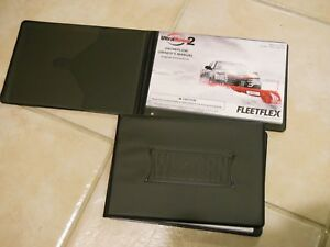 Western Snow Plow Ultra Mount 2 Owners User Manual New With Cover Case