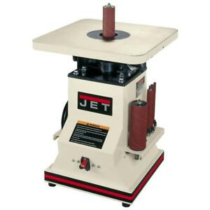 Jet Benchtop Spindle Sander Assortment Oscillating Powerful 110v 1 2 Hp 5 5 In