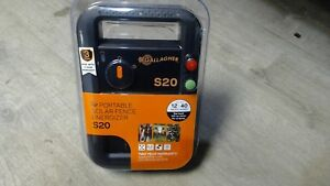 Gallagher North America S20 40acre Fenc Charger G341424