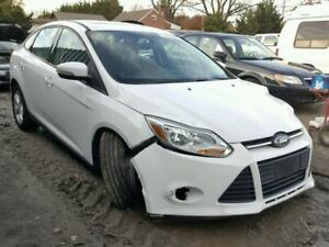 2012 2014 Ford Focus Automatic Transmission