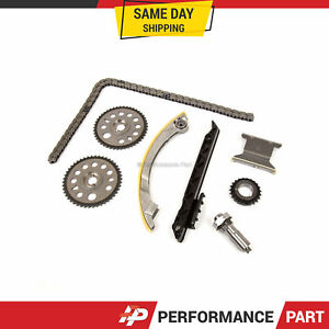 Timing Chain Kit W Upgraded Tensioner For Gm 2 0 2 2 Ecotec Z22se L61 L42 Lsj
