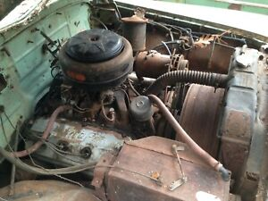 1951 Chrysler Imperial 331 V8 Hemi Motor Engine For Rebuild