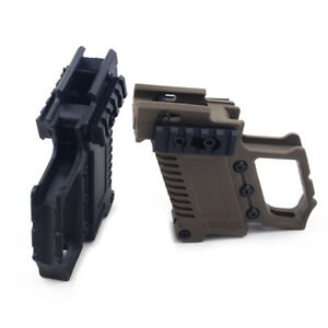 Tactical Pistol Carbine Kit Quick Reload Fit for Glock G17 G18 19 Series Hunting
