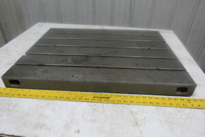 Mitsubishi T slot Table Top 31 3 8 X 23 1 2 From A M55k Edm