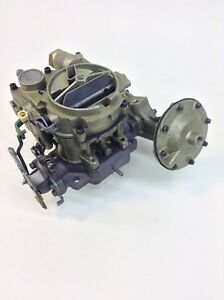 Rochester 2bbl 17088079 Carburetor 1987 1990 Chevy Gmc Truck 350 5 7l Engine