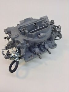 Carter Afb Carburetor 4640sa 1969 Chrysler Dodge Plymouth 440 Engine Auto Trans