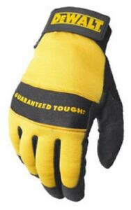 Dewalt X large All purpose Synthetic Leather Glove