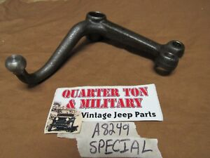 Steering Bell Crank Arm Special Sale A 8249 Fits Jeep Willys Gpw Mb Wwii Jeeps