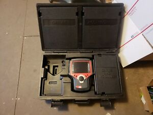 Mac Tools Mentor Diagnostic Tool System In Hard Case With Cables And Accessories