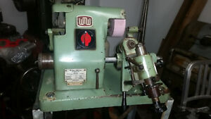 Wmw Tool Cutter Grinder Sharpener Made In Germany