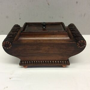 Early 19th Century Trinket Box 6 L