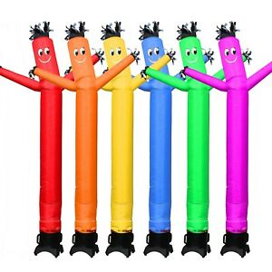 Mounto Air Inflatable Dancing Puppet Dancer Tube Man Puppet Dancer no Blower