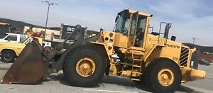 2007 Volvo L180e Wheel Loader