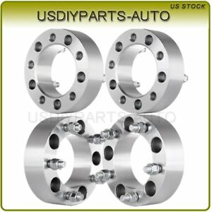 4 2 Inch 5x5 5 To 5x5 5 108mm Wheel Spacers 1 2 Ford Bronco Jeep Cj Dodge