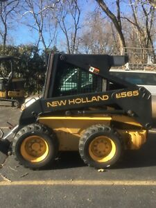 New Holland Lx 565 Superboom Heat