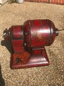 Antique Hobart Meat Grinder Vintage