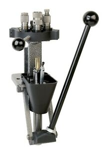 7040781 Lyman T-Mag II Turret Press with Priming Arm Primer Catcher and Guide