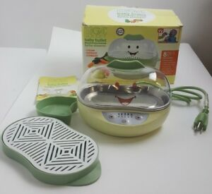 Magic Bullet: Baby Bullet Turbo Steamer: The Complete Baby Food Making System