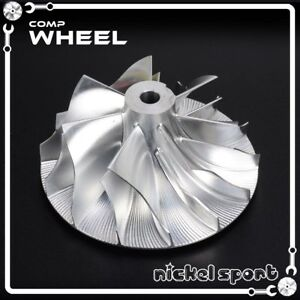 Turbo Billet Compressor Wheel Garrett Gt35 Gt3584 Performance 7 7 61 3 84 Mm