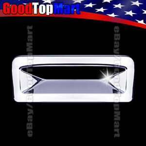 For Ford Edge 2008 2009 2010 2011 2012 2013 2014 Chrome Tailgate Handle Cover