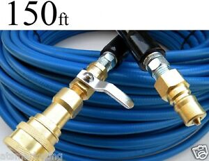 Carpet Cleaning Truckmount 150ft Solution Hose 3000 Psi